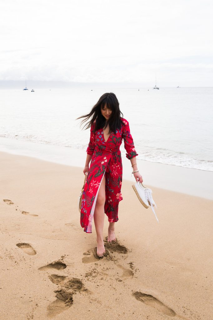 What To Wear In Maui Ka Anapali Beach The Fancy Pants