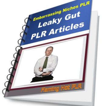 leaky gut 350x350 - Leaky Gut PLR Articles | Leaky Gut Report With Private Label Rights