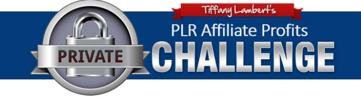 PLRAffiliateProfitsheader - Promote PLR Successfully and It Can Be VERY Lucrative