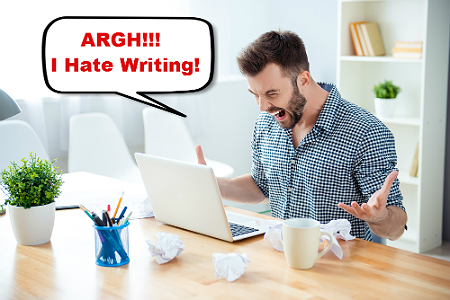 writer - Why I Love PLR and You Should Too!