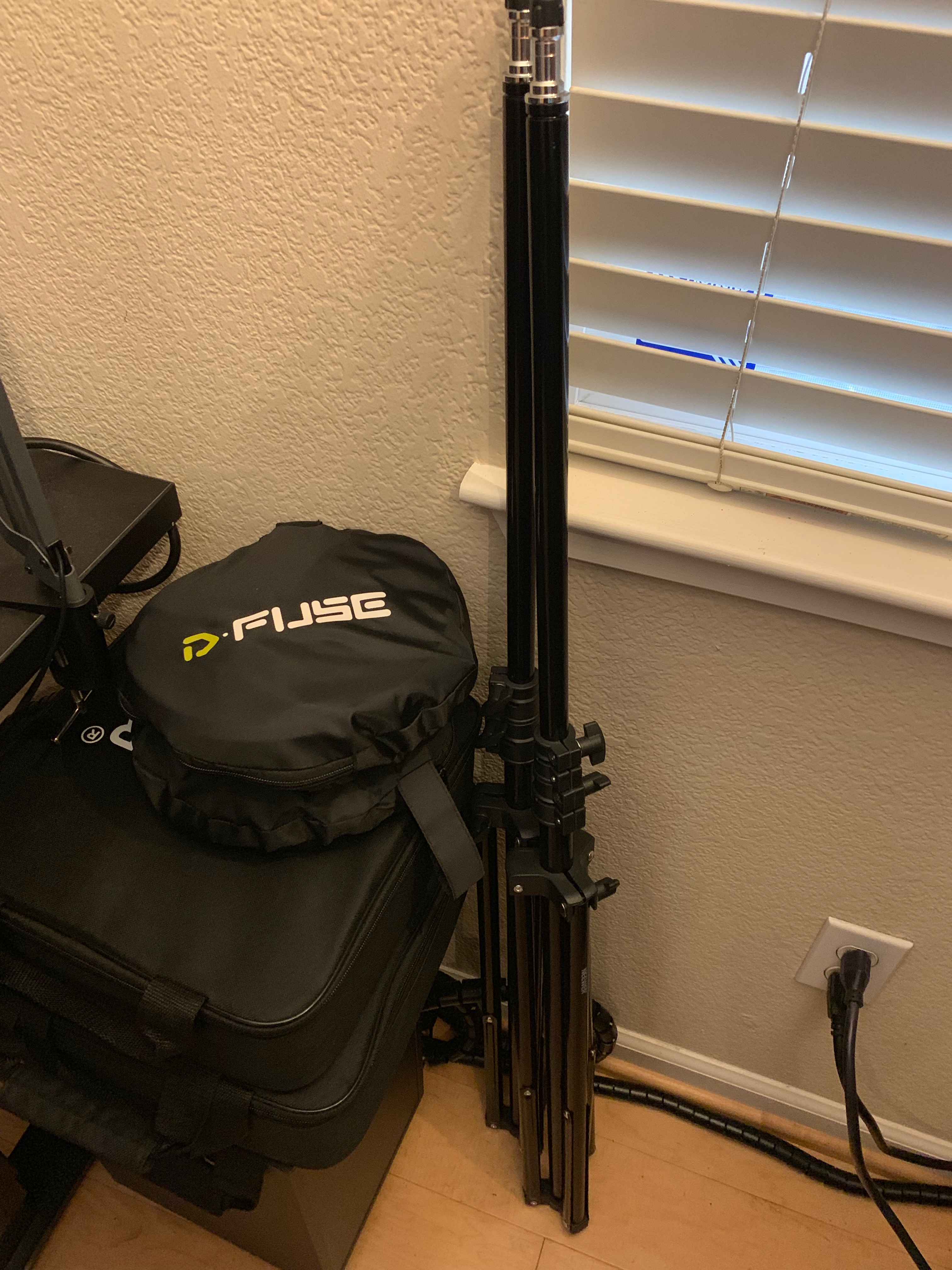 packed gear