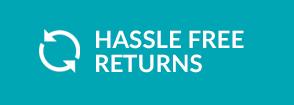Hassle Free Returns