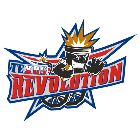Texas Revolution mascot