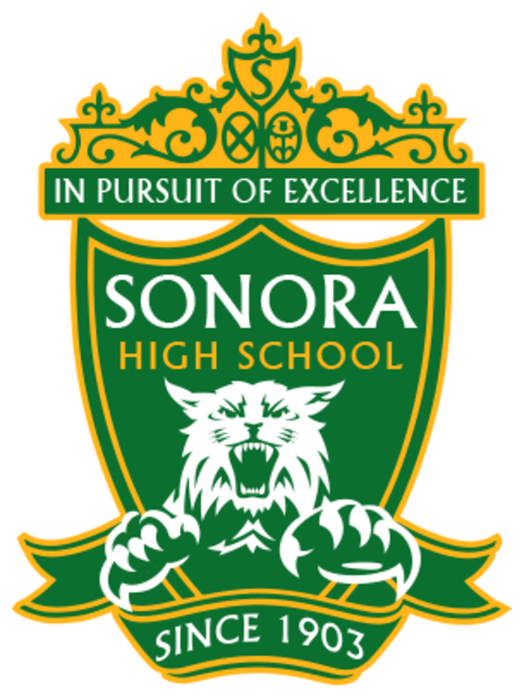 Sonora High School mascot