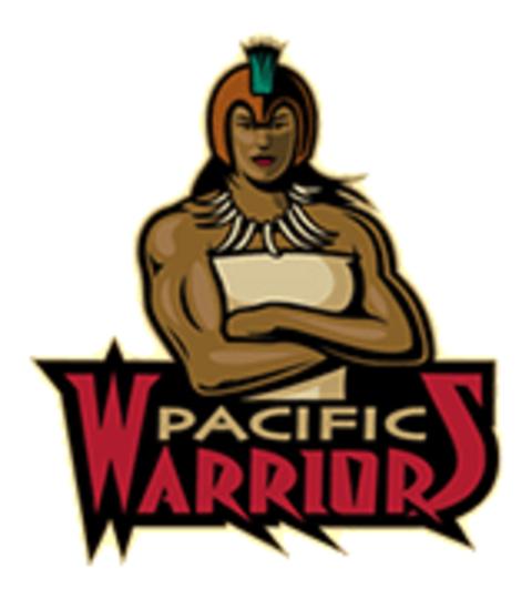 Pacific mascot