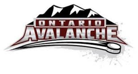 Ontario Avalanche mascot