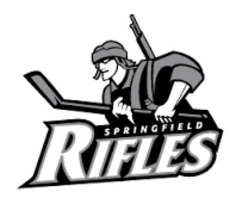 Springfield Rifles mascot