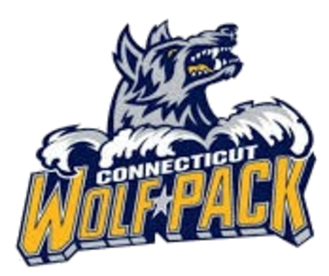 Connecticut Wolf Pack mascot