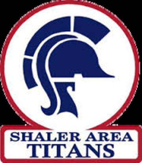 Shaler Titans mascot