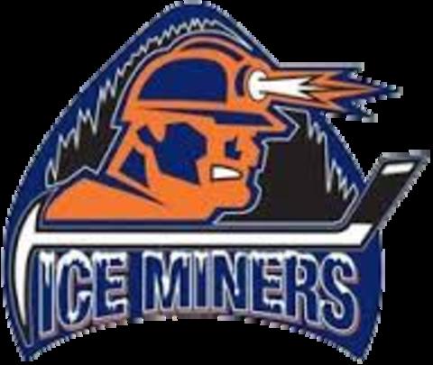 FAYHA Ice Miners mascot