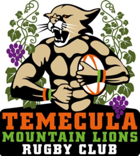 Temecula Rugby mascot