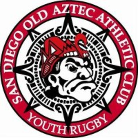 San Diego Young Aztecs Rugby mascot