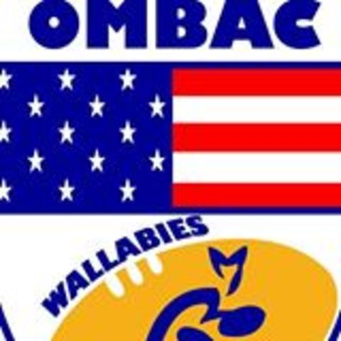 OMBAC Rugby mascot