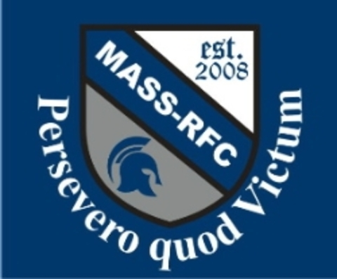 Stern MASS Rugby mascot