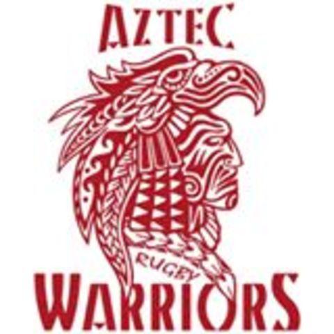 Aztec Warrior Rugby mascot