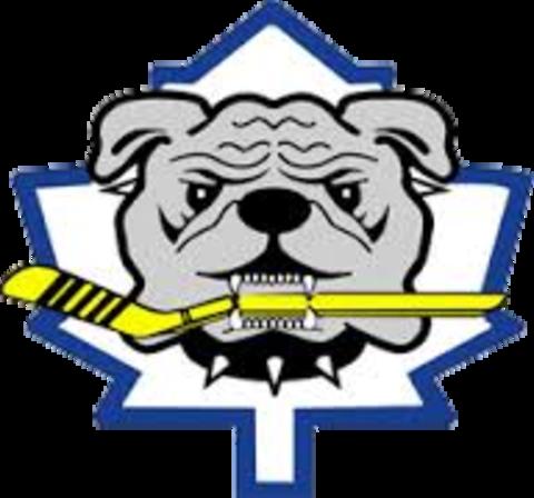 Toronto Bulldogs mascot