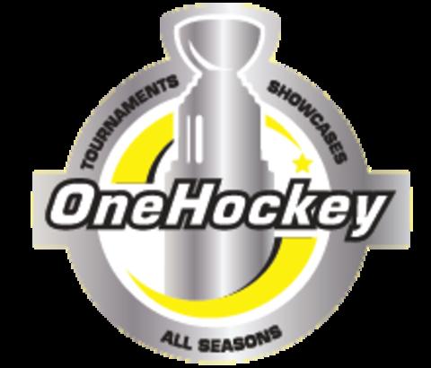 OneHockey MN mascot