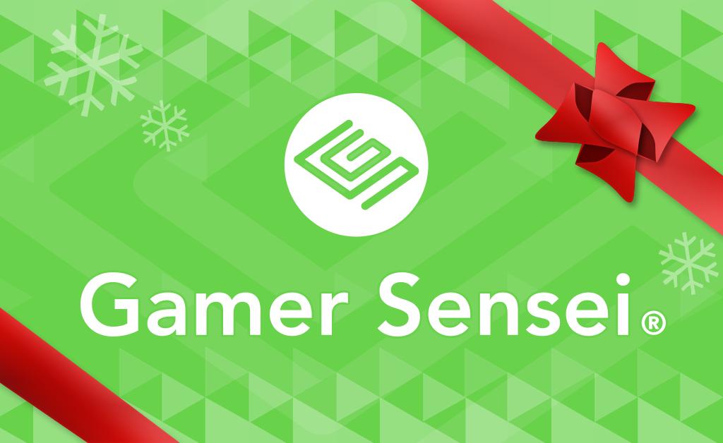 Gamer Sensei - Gift Card