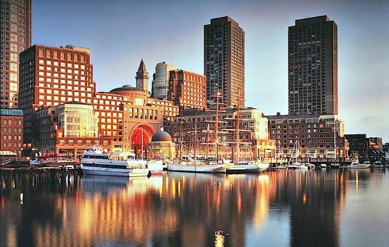Gay Friendly Hotel Boston Boston Harbor Hotel At Rowes Wharf