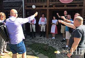 Banska Stiavnica – a Town Nestled in a Caldera