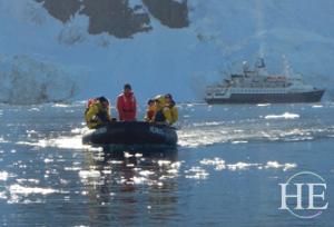 Back Across the Drake Passage
