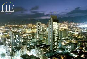 Welcome to Medellin, Colombia