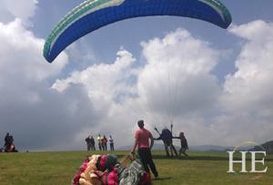 Paragliding, Canyoning and Hiking