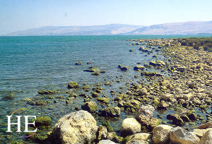 The Galilee and the Golan Heights