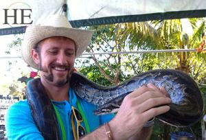 Florida Everglades and Local Tropical Flavor