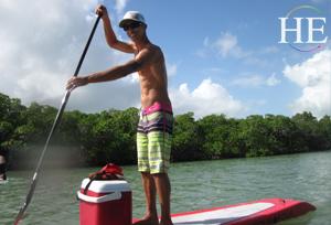 Gay Key West and Clothing-Optional Paddling!