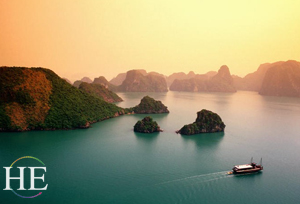 Overnight on a Halong Bay Junk!