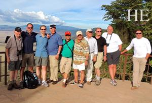 Exploring the Ngorongoro Crater