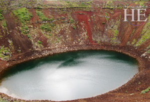 Volcanic Craters & Lava Tubes