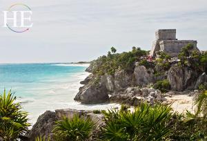 Tulum – Mayan History on the beautiful Caribbean