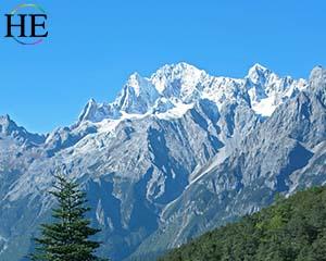 Onward to Shangri-la (4.5 miles/3hrs hiking, BLD) Elevation: 7,824 feet, Up 984 feet, Down 2,296 fee