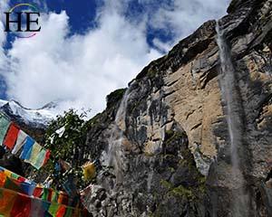 Holy, Waterfall! (8.6 miles/4h trekking roundtrip)