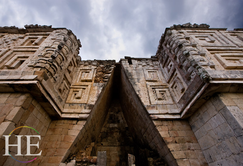 Uxmal and cave exploration