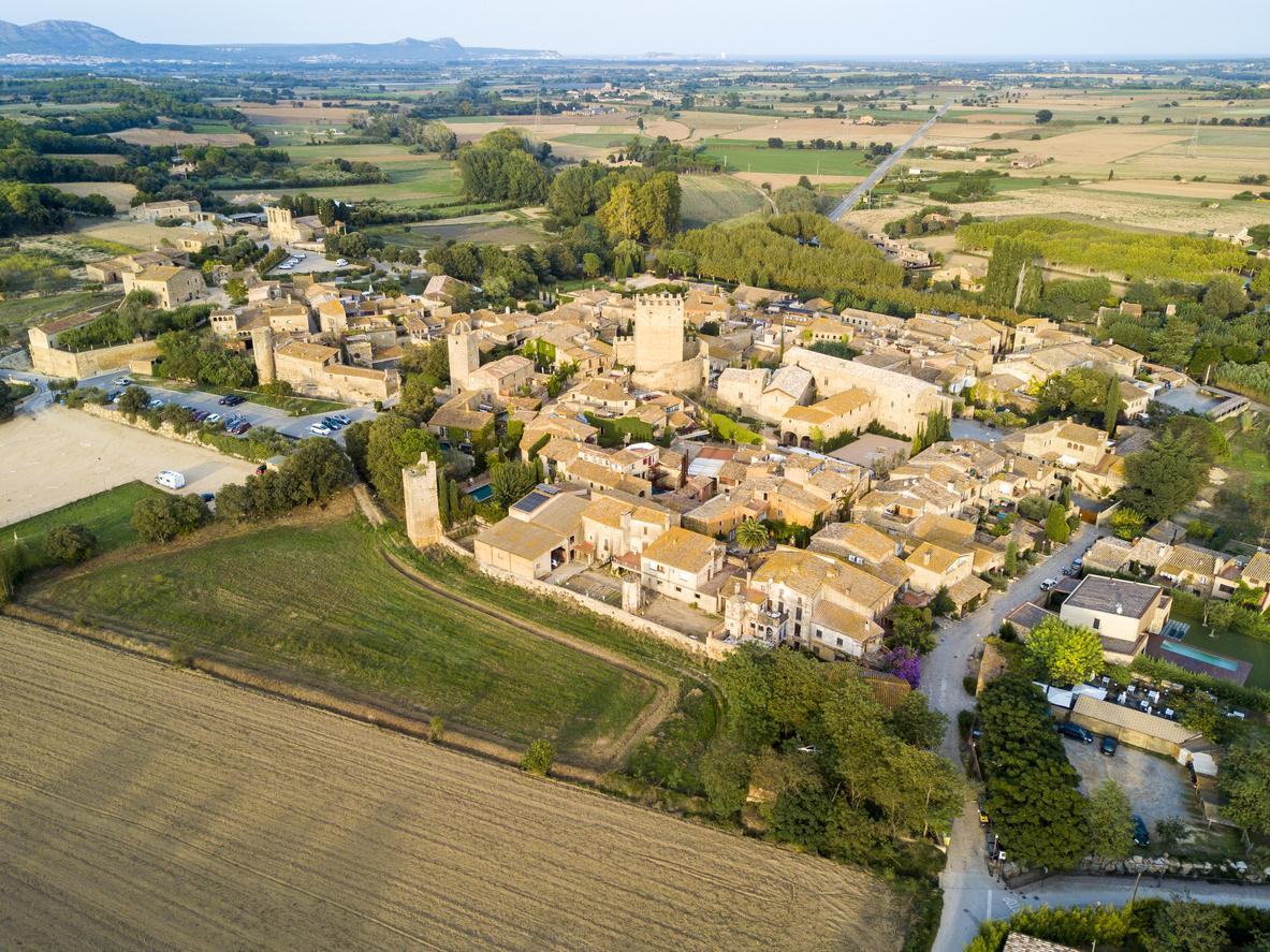 Explore Medieval Villages. 5mi/3 hrs