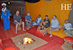 Merzouga Dunes and Camping Under the Stars