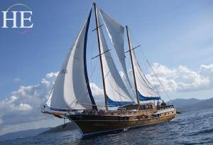 Sailing the Turquoise Coast