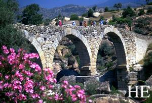 Perge, Aspendos and Antalya