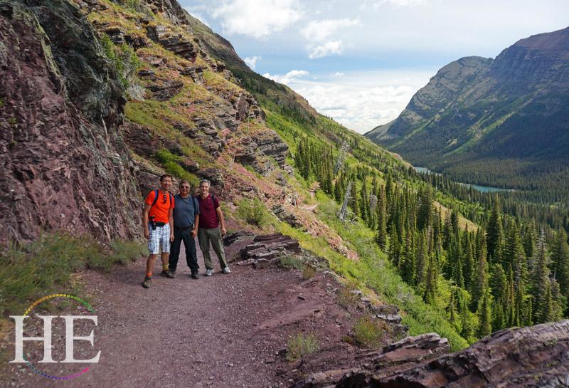 "Hiking in the ""Switzerland of North America"""