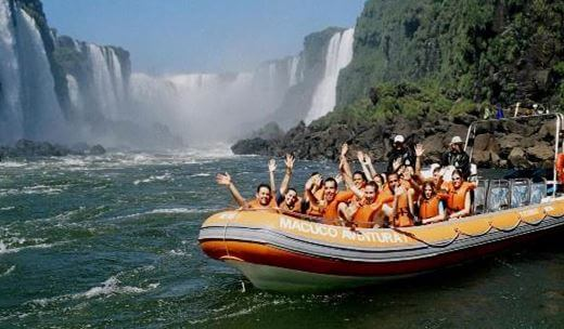 *Optional Pre-Trip Extension*: Iguassu Falls
