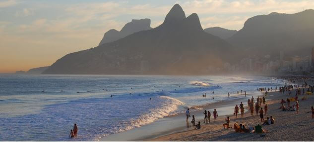*Optional Post-Trip Extension*: Fly to Rio