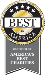Independent Charities Best in America Seal
