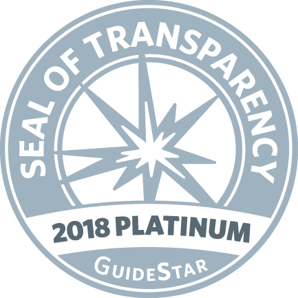 Guide Star Seal 2018 Platinum