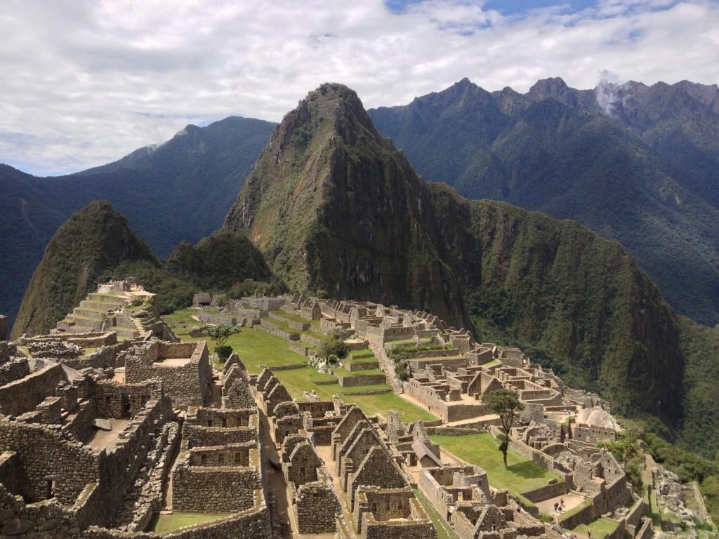 Machu, Picchu