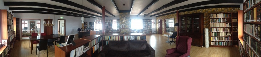 Skagastroönd Library
