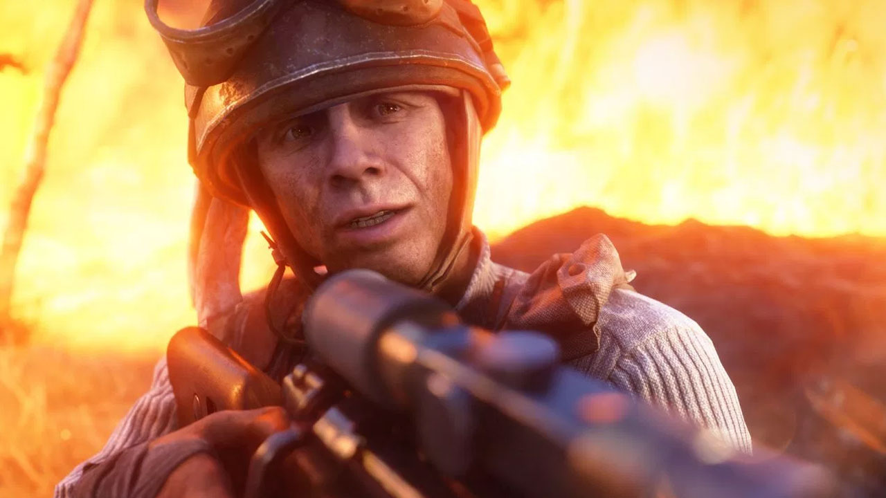 Battlefield V is Already Outside Twitch's Top 10 Most