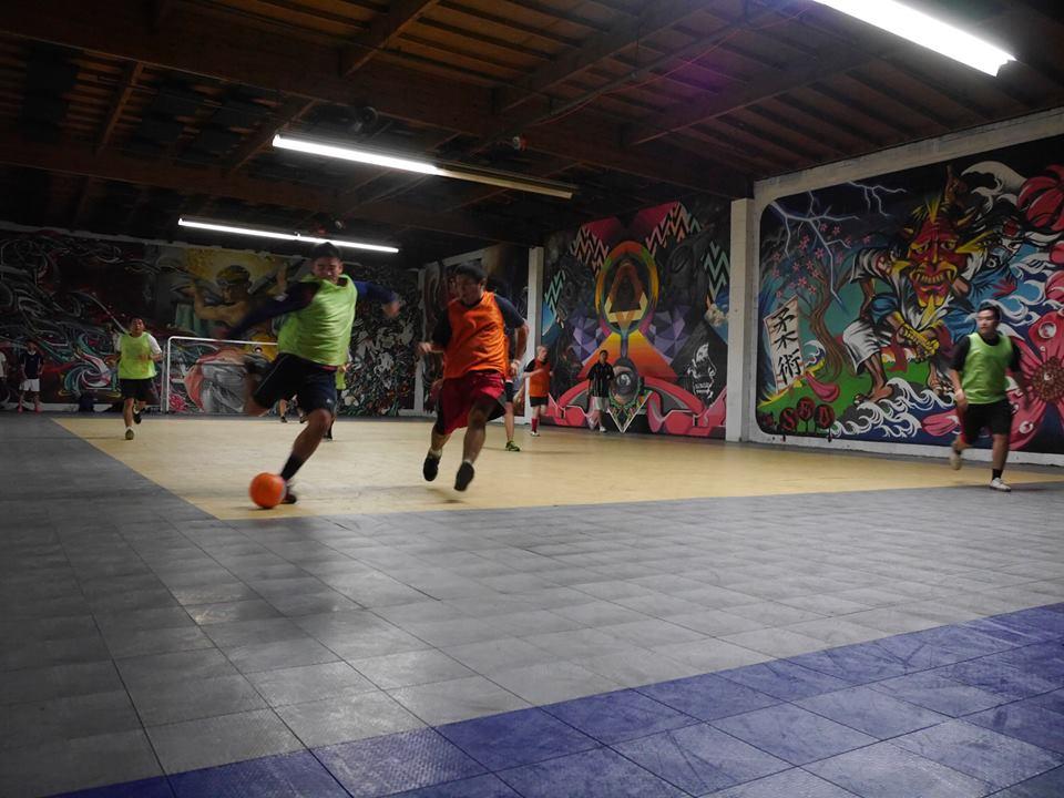 Urban Futsal LA